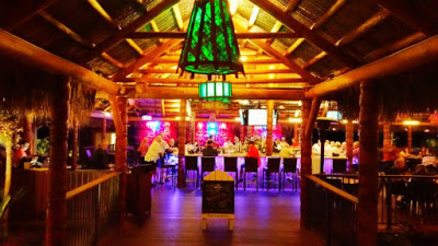 Welcome to big kahuna tiki huts florida tiki huts tiki bars page 5 lighting really adds uniqueness and pizzazz to your custom tiki bar there are literally thousands of ways to decorate through the use of lighting aloadofball Image collections